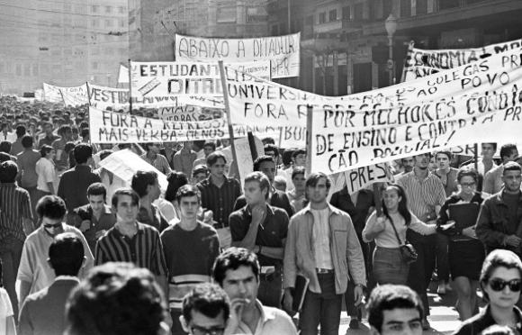 Análise (1968): Comissão mediadora