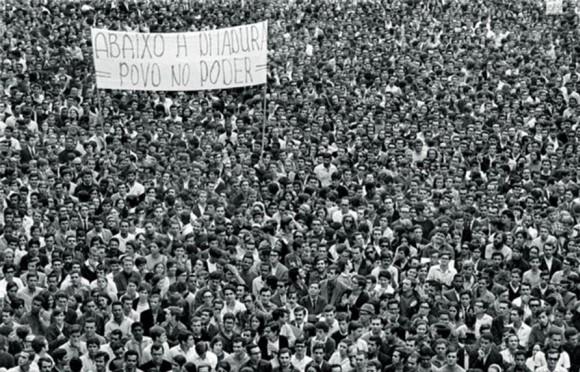 Reportagem de 1968: Governo contra a anistia