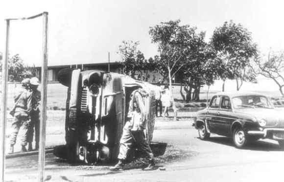 Matéria de 1968: Presidente manda punir os culpados
