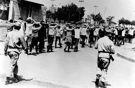 Reportagem de 1968: Sátiro assume a responsabilidade