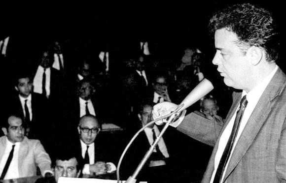 Matéria de 1968: Representação contra Márcio no STF
