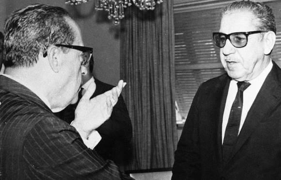 Matéria de 1969: Uma democracia sem romantismo