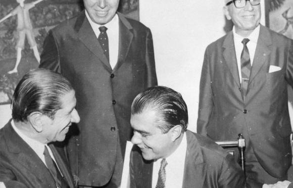 Matéria de 1970: Senado: quem deve ganhar