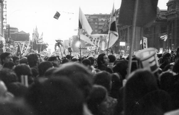 Reportagem de 1973: Chile: Pesquisas divergem sobre margens, mas garantem vitória da oposição