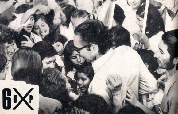 Reportagem de 1973: Chile: A eleição deste 4 de março já dividiu o país