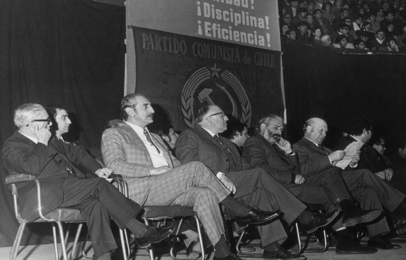 Reportagem de 1973: Chile: A esquerda começa a brigar?