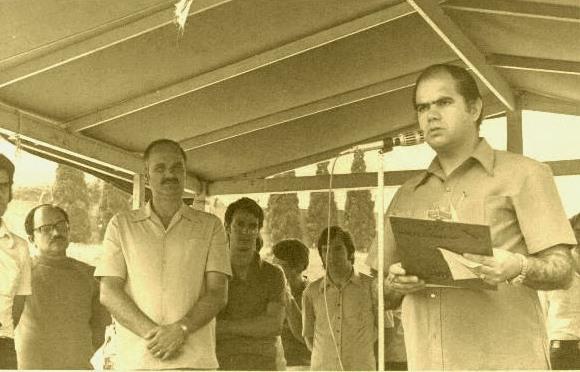 Matéria de 1976: Os problemas de um prefeito