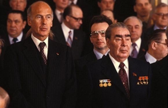 Matéria de 1979: URSS: Trôpego, lento