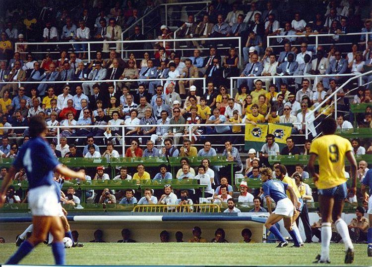 Reportagem de 1982: Copa do Mundo: A morte na praia