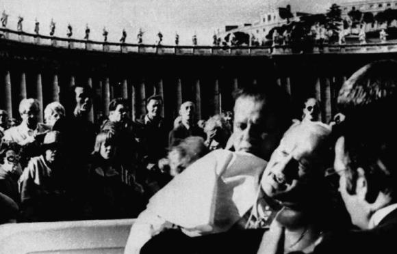 Matéria de 1982: Terrorismo: Agca começa a falar