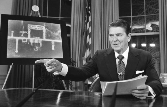 Matéria de 1983: EUA: Terra à vista