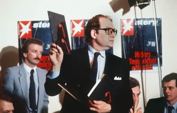 Matéria de 1983: Alemanha: A farsa da Stern