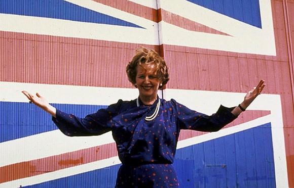 Matéria de 1983: Grã-Bretanha: A maré conservadora