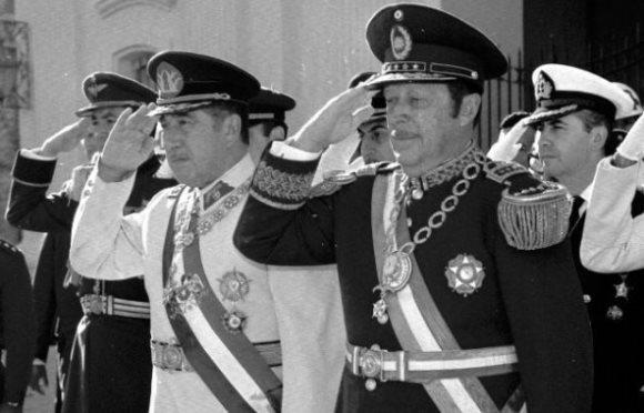 Matéria de 1983: Panamá: Uma escola sitiada