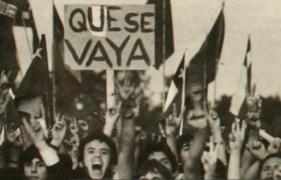 Matéria de 1983: Chile: Um rival consagrado