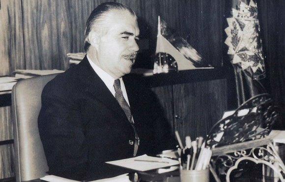 Artigo de 1987: Nos braços do Dr. Afonso Arinos