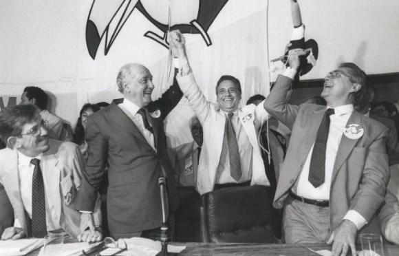 Artigo de 1988: Covas decidiu não concorrer
