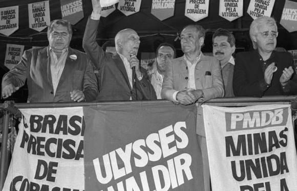 Artigo de 1989: Morte e vida dos partidos
