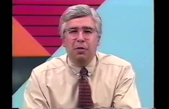 Artigo de 1991: Política e nuvens