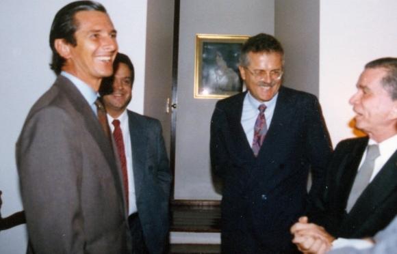 Reportagem de 1991: Collor adota estilo soft com jornalistas