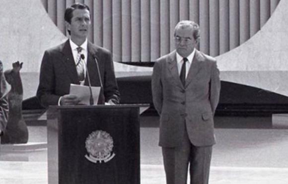 Reportagem de 1992: O dia em que o ministério implodiu