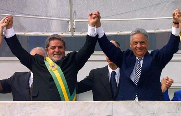 Artigo de 2003: Uma AmBev do PT com o PSDB