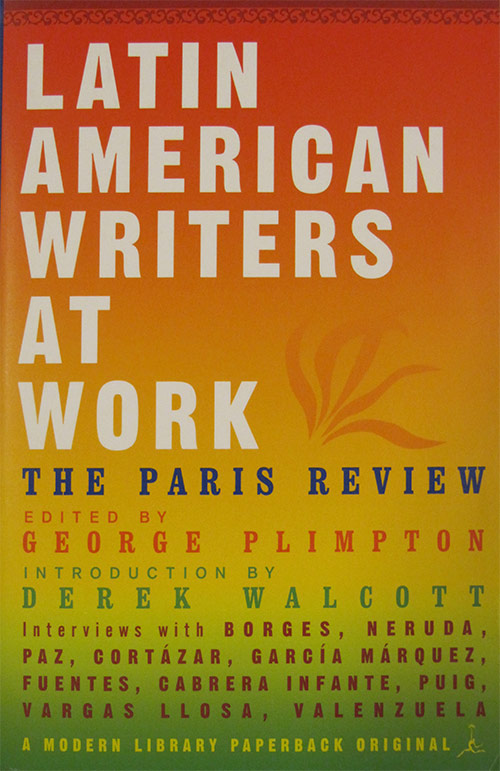 2004 _ Latin American Writers at Work