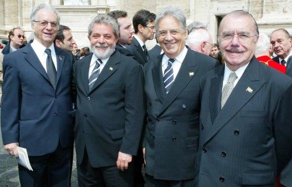 Artigo de 2005: Em dois gestos, um Lula estadista