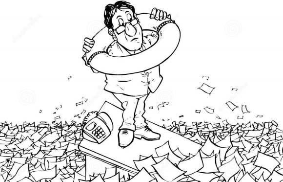Artigo de 2005: Montanha de papéis ameaça eficácia das CPIs