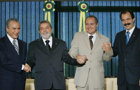 Artigo de 2006: Na formação do segundo governo Lula, o olho gordo fica longe do interesse público