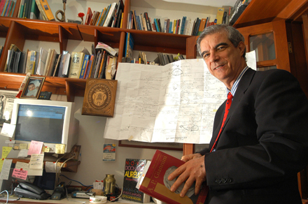 Ronaldo Costa Couto, ex-ministro do Sarney (Iano Andrade/Photoagencia)