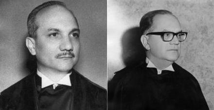 Victor Nunes Leal e Hermes Lima