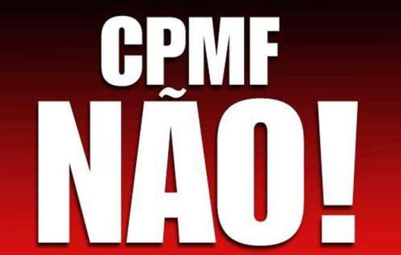 Resultado da enquete: 90% dos leitores que votaram são contra a volta da CPMF
