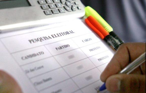 Resultado da enquete: 71% dos eleitores não confiam em nenhum instituto de pesquisa