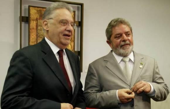 Os leitores do blog concordam: os brasileiros merecem um debate ao vivo entre FHC e Lula