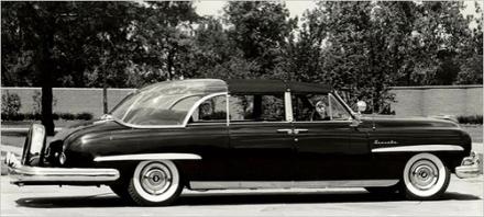 Carro-(teto-bolha)-ideia-de-Eisenhouer–1950
