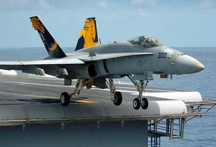 F-18-Hornet