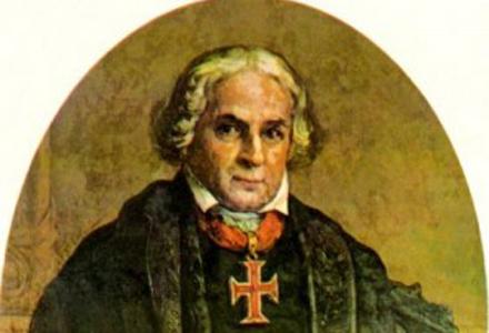 José Bonifácio de Andrada e Silva, o Patriarca da Independência