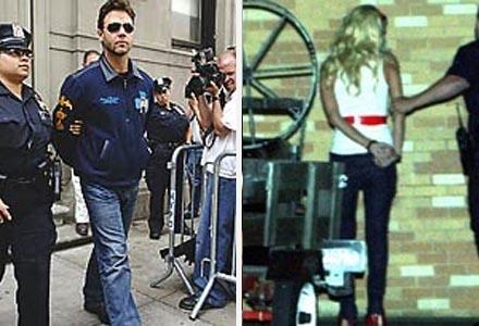 Russel Crowe e Paris Hilton