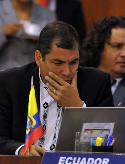 Celac Correa