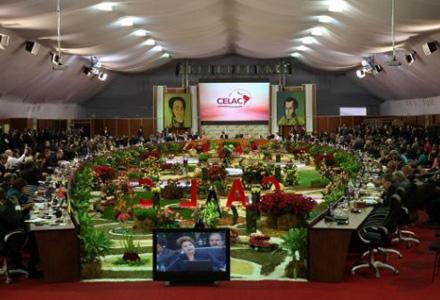 Reunião plenária da Celac