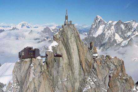 La Aiguille du Midi