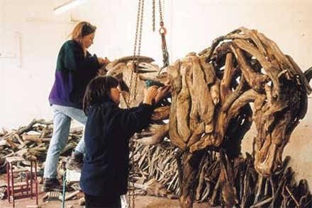 driftwoodhorsesheatherjfw