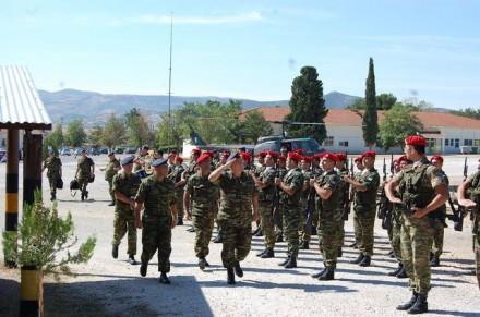 Forças Armadas da Grécia: poderio militar desproporcional (Foto: Erepublik.com)