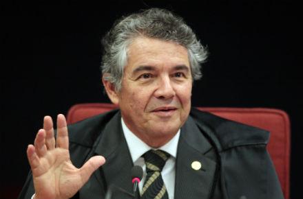 Ministro Marco Aurélio (Foto: Carlos Humberto / STF)