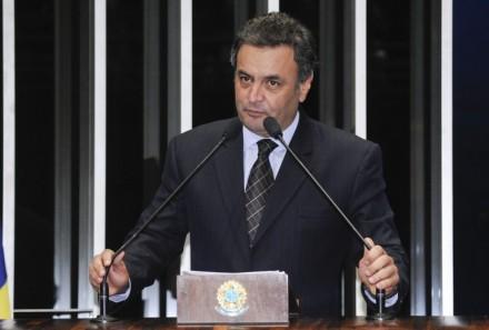 Aécio Neves (Foto: Waldemir Barreto / Agência Senado)
