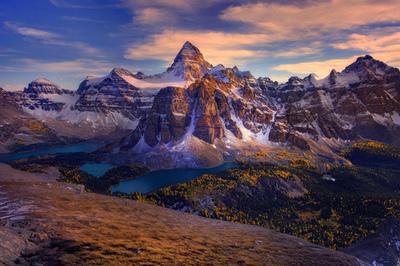 Monte Assiniboine British Columbia - Kevin McNeal