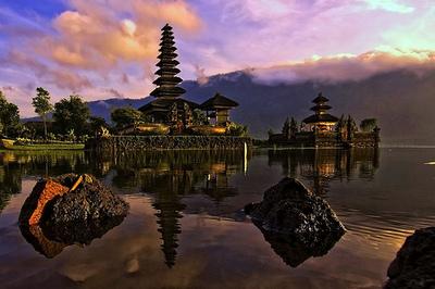 Pura Ulun Danu, Bedugul Bali - Mio Cade