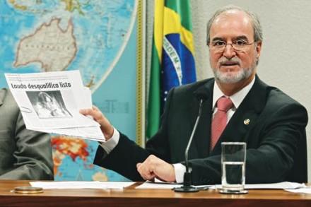 Azeredo: sua expulsão do PSDB deveria ter ocorrido há anos (Foto:  Celso Junior / AE)