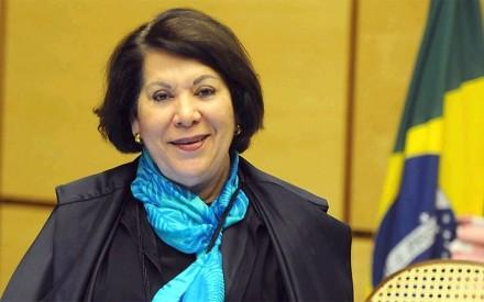 """A rebelde ministra: """"Não faço favores"""" (Foto: GF fotografias)"""